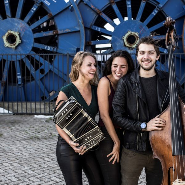 Roffa Tango Trio – the New Year's concert